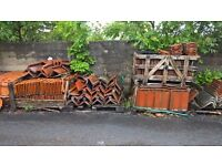 ROOF TILES. ROOFING SLATES. ROOFING. BUILDING MATERIALS