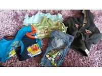 boys clothes bundle 18 - 24 mths