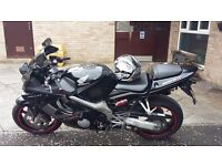 For sale Honda CBR 600F .Black 2001 reg ,21500 miles