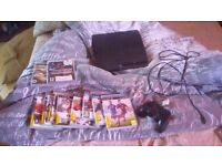 PlayStation 3 FIFA eight to fifteen ufc control and wires