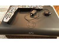 Sky+ HD box + 2 Sky Remote + Magic Eye link