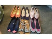 Ladies shoes 7/8