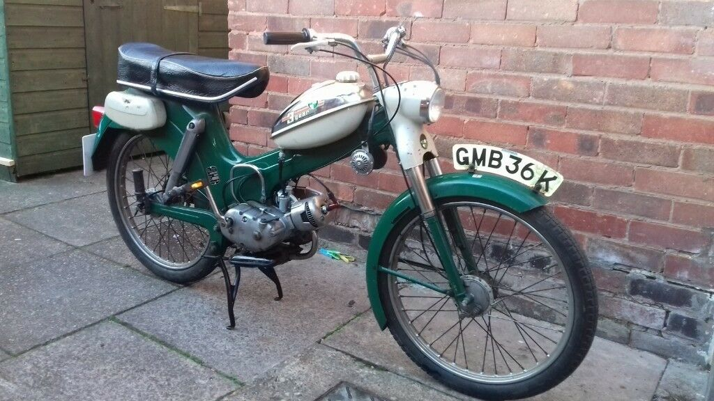puch mv50 puch maxi puch korado moped scooter motorcycle | in Sparkbrook,  West Midlands | Gumtree