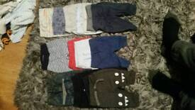 Baby trousers 0-3 months