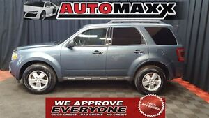 2012 Ford Escape XLT $125 Bi-Weekly! APPLY NOW DRIVE NOW!