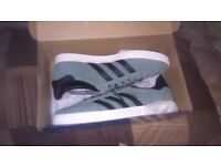 BRAND NEW Adidas Gazelle Trainers - Size 9 (rrp £65)