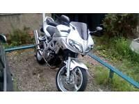 Suzuki sv650 k3 £1500 ono