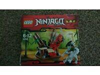 lego 2258 ninjago rare