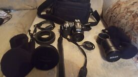 Nikon Coolpix ID 7000 Camera & Accessories