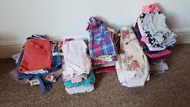 Girls Clothing 2-3 years.