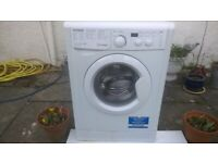 Indiset 1200 7kg Washing Machine for sale
