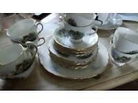 Bone China tea set