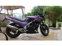 Kawasaki GPZ 500 S 1988 Running with MOT *spares or repairs*
