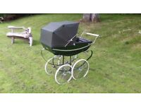 Silver Cross Vintage pram Used