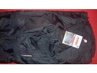 NITRO Rebecca Ladies Fabric Motorcycle Trousers - Size 16