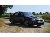 Subaru Impreza wrx 2.0l turbo
