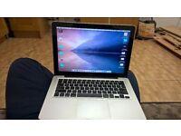 MacBook Pro 13' mid 2012, Intel i5, 16GB RAM and 160GB SSD+500GB HDD
