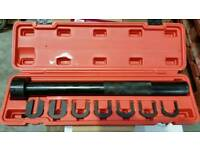 Inner Tie Rod removal install tool