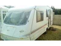 Elddis Knightsbridge 4 berth 1999 touring caravan