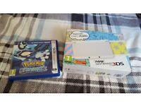Nintendo 3DS (white), boxed
