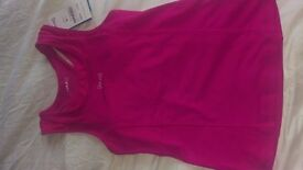 USA Pro Training Top - New with tags - Ladies Size 6