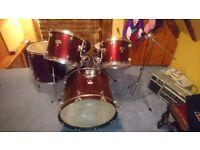 Mapex Tornado beginner's drum kit