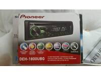 Pioneer car stereo
