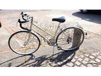 Ladies Claud Butler road bike