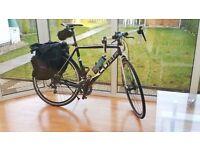Cube Road Bike / Cyclocross . Mens Bike