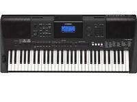 YAMAHA PSR-E453 PORTABLE KEYBOARD WITH FREE STAND