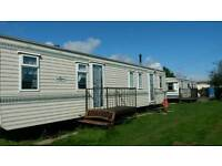 Lovely home from home caravans to let.