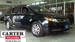 2014 Honda Odyssey SE + 8 SEATS + BLUETOOTH + ALLOYS + CERTIFIED