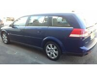 AUTOMATIC VAUXHALL VECTRA 54REG LEATHER INTERIOR MOT TILL DECEMBER EXCELLENT CONDITION