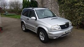 04 grand vitara great running we jeep very clean inside and out £1600