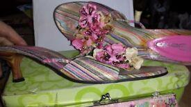 matching shoes & bag
