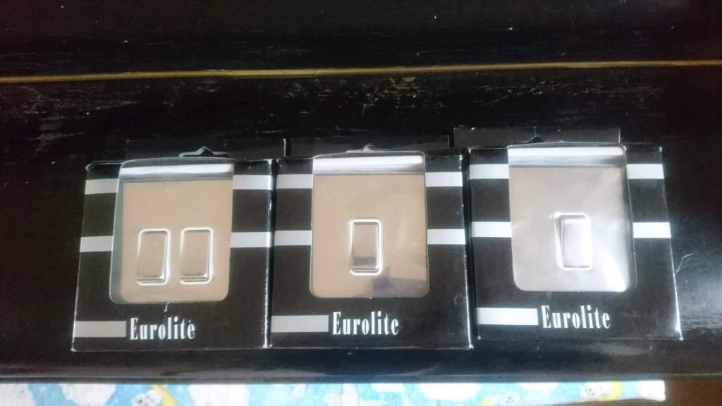 Light switches BRAND NEW | in Southampton, Hampshire | Gumtree