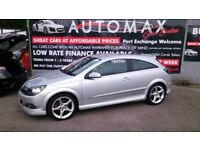 2009 VAUXHALL ASTRA 1.9 SRI 150 BHP X PACK SILVER AUG 2019 MOT DONE 95K WITH S/HISTORY BELT DONE ETC