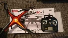 Syma Drone Remote Quadcopter X5SC-1 Upgraded Version