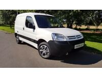 Citroen Berlingo 1.6 HDi 600TD LX Panel Van 5dr SUPERB VALUE+NO VAT