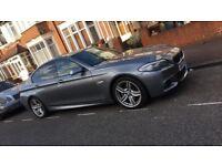 BMW 520D Msport 2012