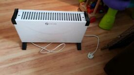 Heater with adjustable temperature