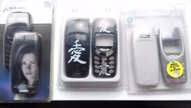 Mobile Phone Covers for Nokia 3310 & 3330 Phones.