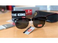 FREE DELIVERY TODAY! CLUBMASTERS RAYBANS SUNGLASSES MENS WOMENS WHOLESALE JOBLOT
