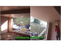 TOP QUALITY OF PLASTERING ,RENDERING AND PAINTING SERVICES 07876829770