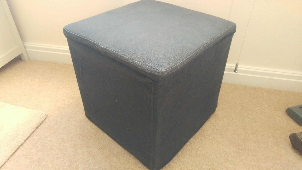 Like New Foot Stool With Storage In Hinckley