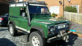 4x4 Defender 2.5 TDI - Open To Offers
