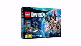 Lego Dimensions StarterPack Wii U
