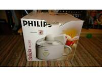Philips ice cream maker