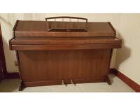 EAVESTAFF PIANETTE MINI PIANO very good condition £325 ono