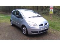 Mitsubishi Colt 1.5 DID Diesel Automatic Long MOT Very Good condition